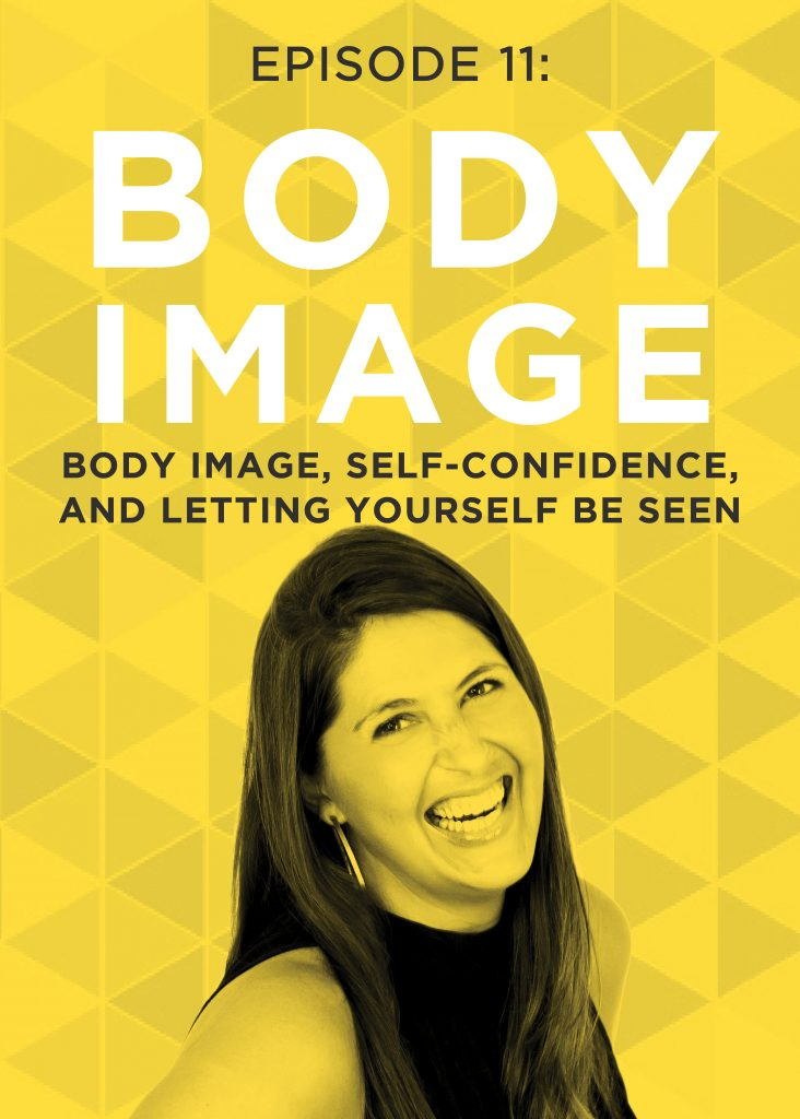 Feeling negative about your body? Losing weight is HARD. In this episode of the #doitscaredpodcastt, Ruth shares 4 key steps to take to improve your body image and increase your confidence!