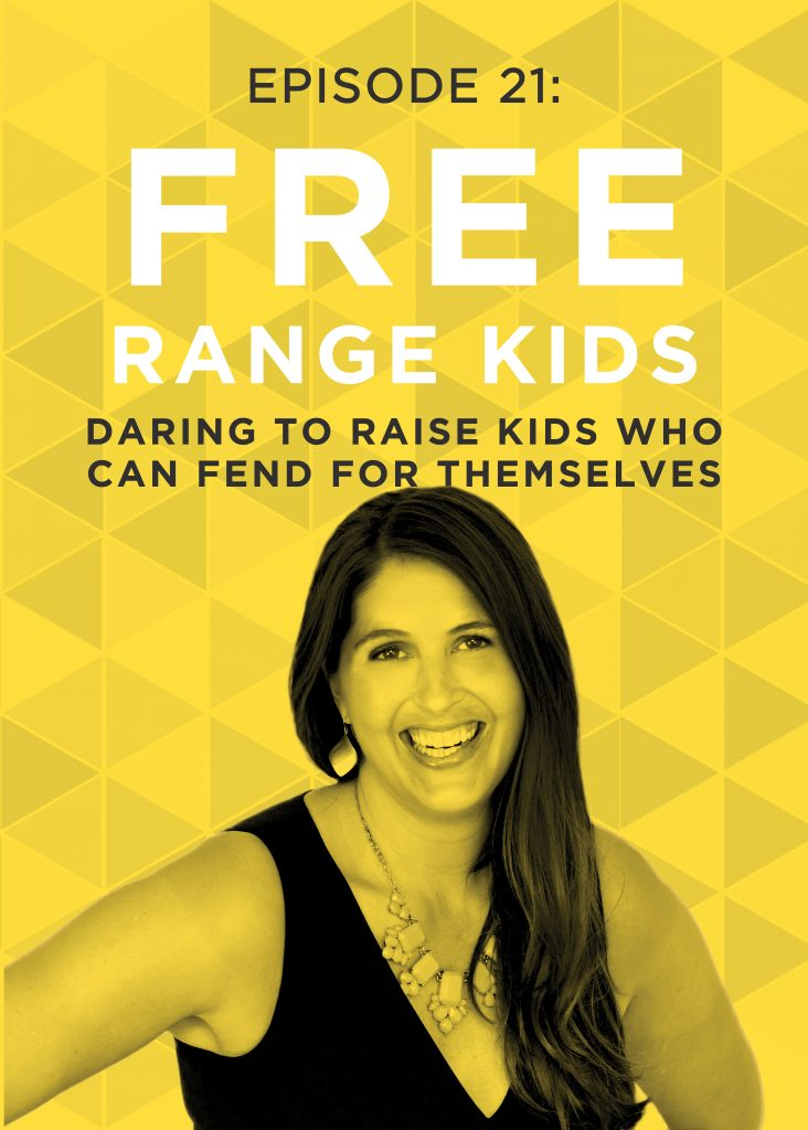 "Let's be real, parenting is HARD. How do we balance our desire to give them everything with the need to let them figure things out for themselves? In this episode of the #doitscaredpodcast, where Ruth talks about how to raise ""free range kids"" and give them their indepenedence w/o neglecting your parental responsibilities! #doitscared #doitscaredpodcast #doitscaredmovement #parenting #ruthsoukup"