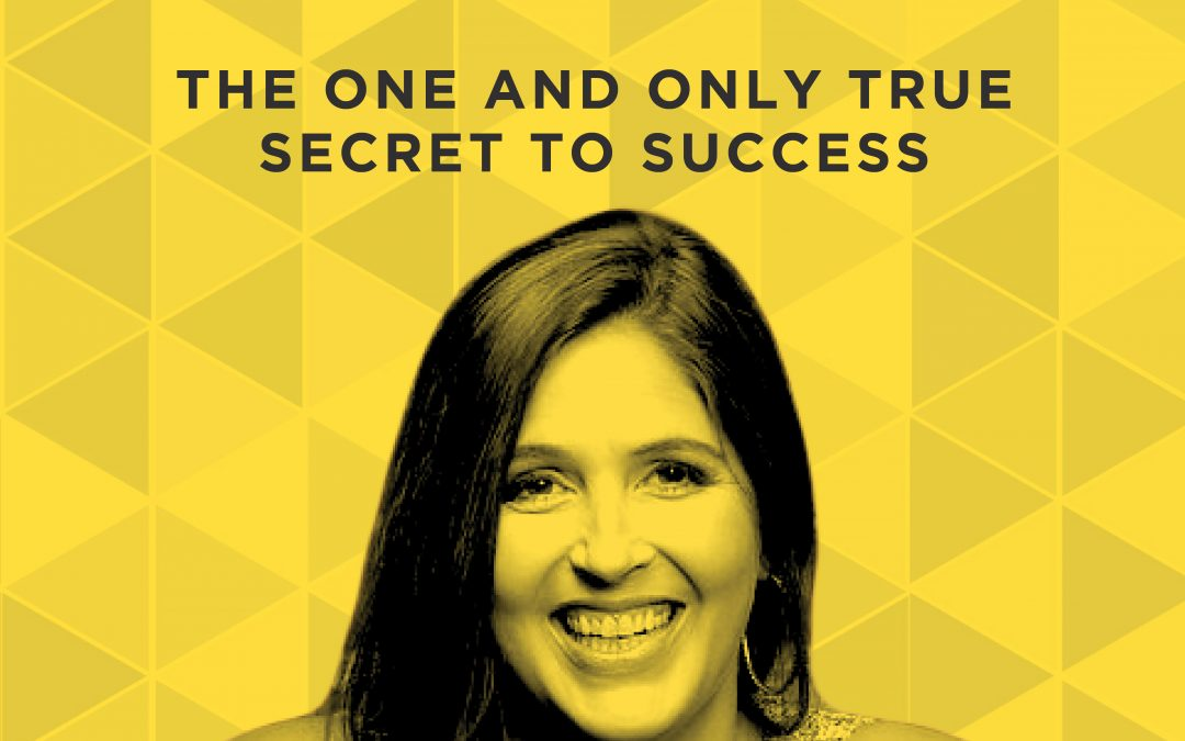 EP 27: The One and Only True Secret to Success