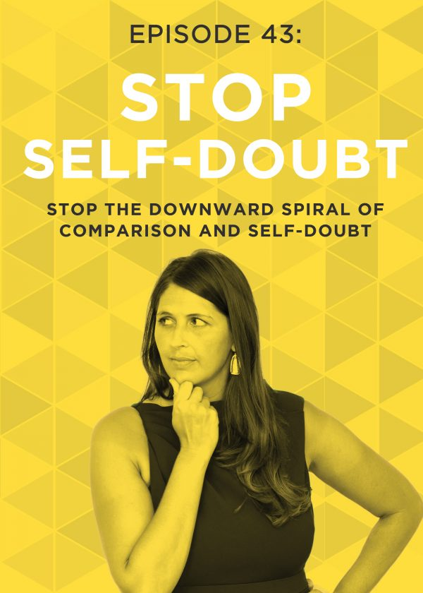 Have you ever started comparing yourself to other people, and ended up in the spiral of self-doubt and inadequacy? I've been there often, and I've discovered tools and techniques to help you break free!