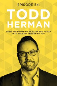 You already have the qualities and traits that you need to succeed at whatever you're pursuing. It's just a matter of unlocking them within yourself! Todd Herman explores the powerful potential of doing this by creating a super ego for yourself.