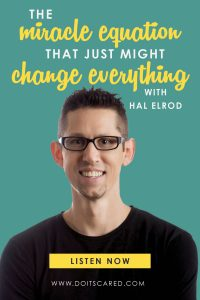 Hal Elrod is one of the most energetic enthusiastic guests I've ever had on the show. The man behind The Miracle Morning book and series survived a head on collision and beat cancer. On this episode of the Do It Scared Podcast, he talks about his new book The Miracle Equation, and how he used it to achieve the improbable, and how you can, too. #miraclemorning #cancersurvivor #motivationalpodcast #podcasts #motivation #inspiration #doitscared #doitscaredmovement