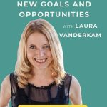 Author, speaker, and podcaster Laura Vanderkam talks about productivity, small habits, big goals, and how we all have the same amount of time, but it's our choices that matter. #responsibility #ownit #productivity #habits #goals #timemanagement #motivationalpodcast #timemanagementpodcast