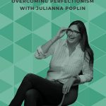 Struggle with analysis paralysis or perfection syndrome? Then you won't want to miss this episode of Get Ruthed with Julianna Poplin! This is the tough love you NEED to hear! #toughlove #progressnotperfection #inspirationalpodcast #motivationalpodcast #businesspodcast #ruthsoukup #inspiration #motivation #entrepreneur