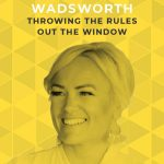 Rules are for suckers! Edie Wadsworth and Ruth throw the rules of podcast interviews out the window to have a candid chat about anything and everything. Listen in to their conversation about business, marketing, goals, and more! #rulesareforsuckers #nofear #doitscared
