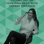 Imagine standing in a gold mine, just one swing away from striking it rich… then setting your pick down to go do the dishes instead. This Get Ruthed chat with Yvonne Jimerson of Redefining Posh is all about prioritizing & getting out of your own way! #doitscared #fear #sidehustle
