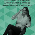 Six months ago, Brooke Van Sickle Got Ruthed! Now she's back to talk about how the experience has impacted her perspectives and her business. Is she a published author? Has she launched her course? Tune in to find out! #getruthed #doitscared #journeytokidlit