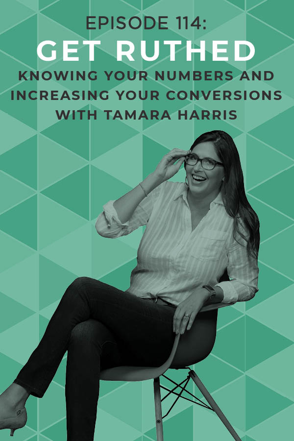 Do you struggle with your conversion rate? So does Tamara Harris of Design Your Way Home! Tune in as she Gets Ruthed. She (and you) will learn why knowing your numbers is so important, and how to create great opt-ins and lead capture pages. #leadpages #doitscared #getruthed #tamaraharris